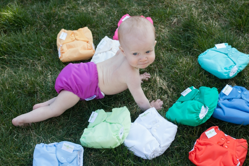 Bum Genius 4.0 Snap Diapers Review and Tutorials