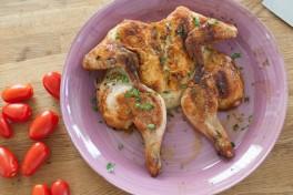 Grilled Chicken Under Brick Recipe