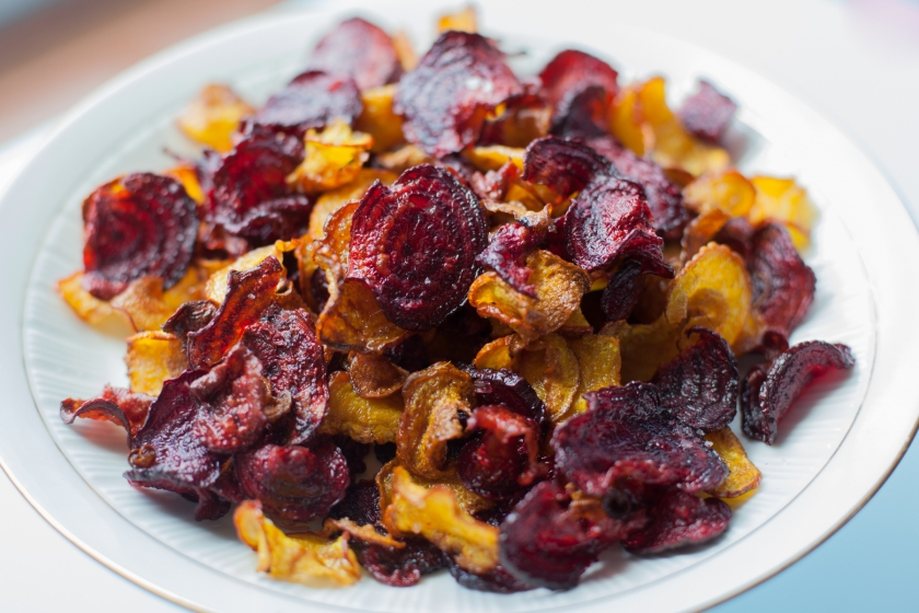 Beet Chips Recipe