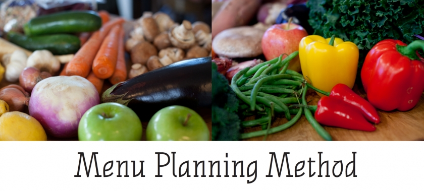 Menu Planning Grocery Shopping Tips On a Budget