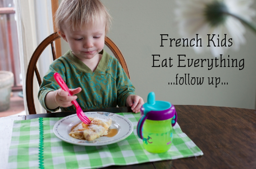 french kids eat everything follow up