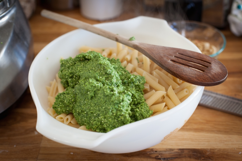 sorrel pesto recipe