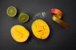 Mango with Lime and Salt Recipe