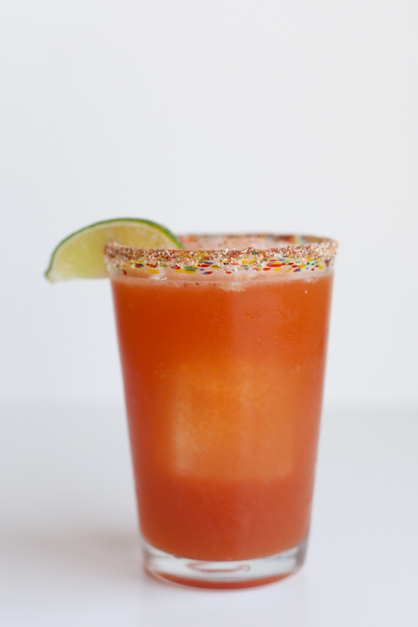 Three michelada recipes with love