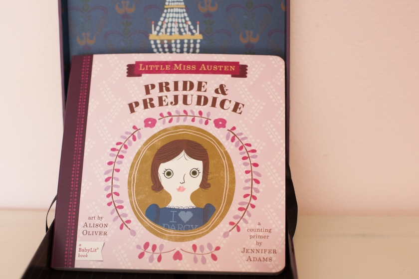 babylit pride and prejudice playset